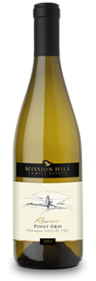 Mission Hill Pinot Gris Reserve 2013 750ml